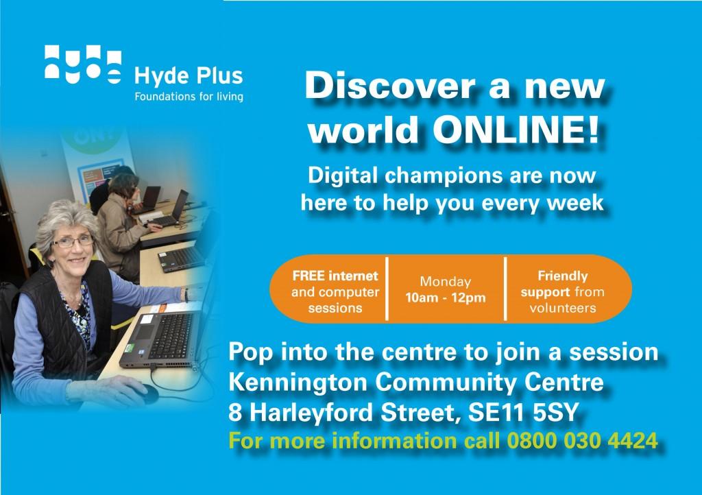 A5 Kennington Centre banner revised time