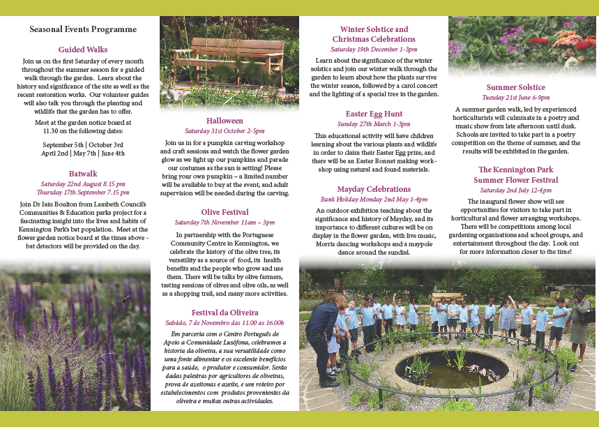 flower garden programme p2